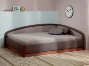 Как из кровати сделать диван.