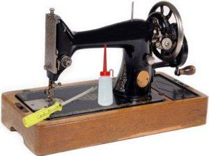 Как настроить швейную машинку