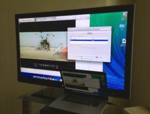 Как переключить звук с ноутбука на телевизор