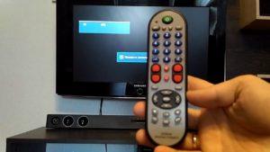 Как перепрограммировать пульт от телевизора