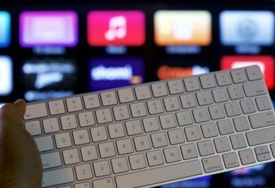 Как подключить клавиатуру к телевизору