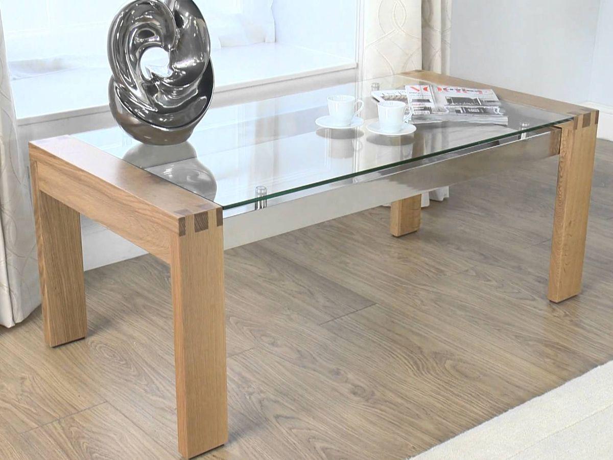 Как сделать журнальный столик со стеклянной столешницей.