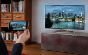Как смотреть фильмы на телевизоре через планшет