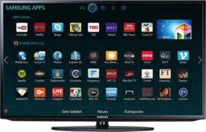 Приложение в Smart TV
