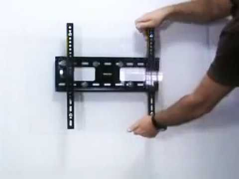 Снятие телевизора с кронштейна