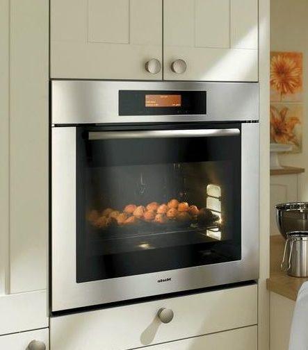 Как установить духовой шкаф в кухонный гарнитур