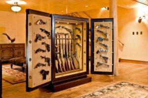 Как выбрать сейф для гладкоствольного оружия