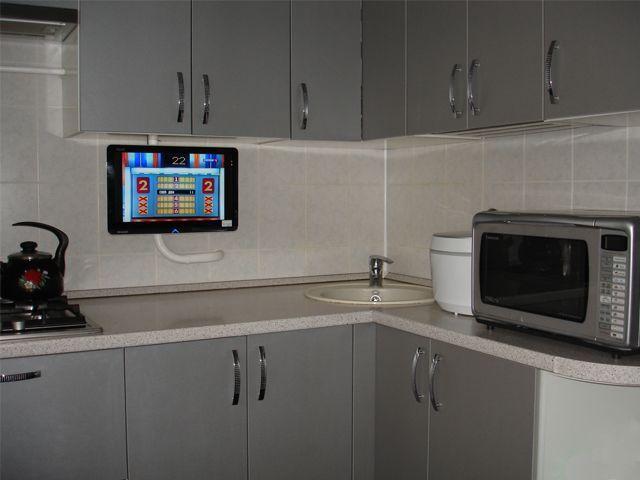 Какой диагонали ТВ выбрать на кухню