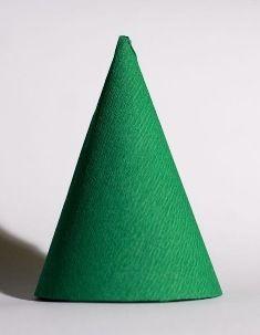 Конус для елки