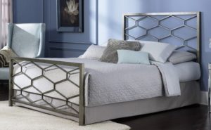 Кровать из металла своими руками.