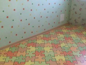 Виды линолеума для детской комнаты
