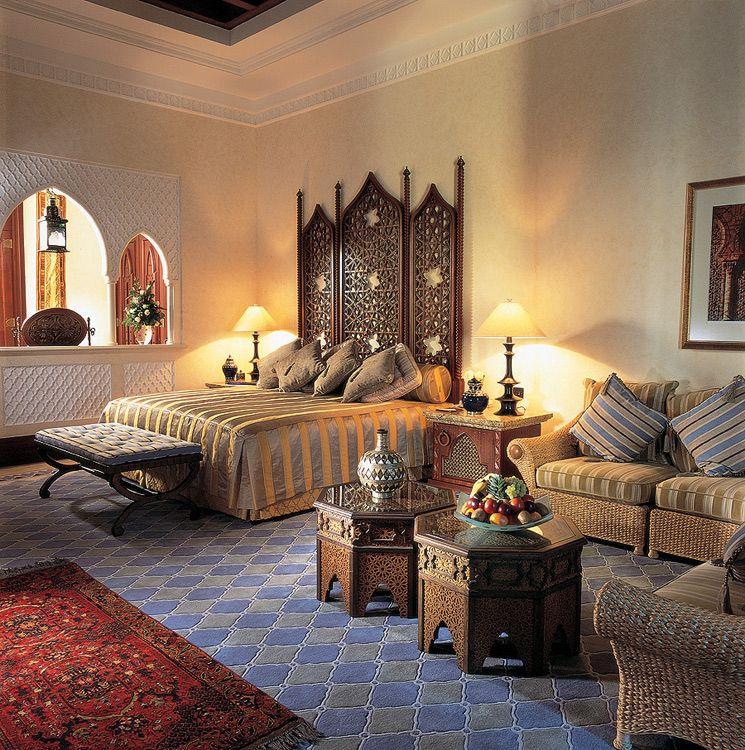Мебель для марокканской спальни