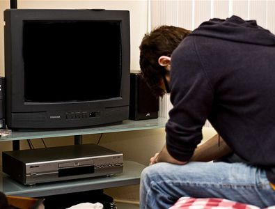 Не включается телевизор.