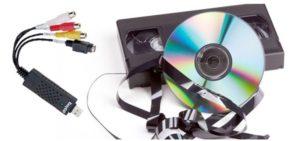 Оцифровка видеокассет с помощью телевизора