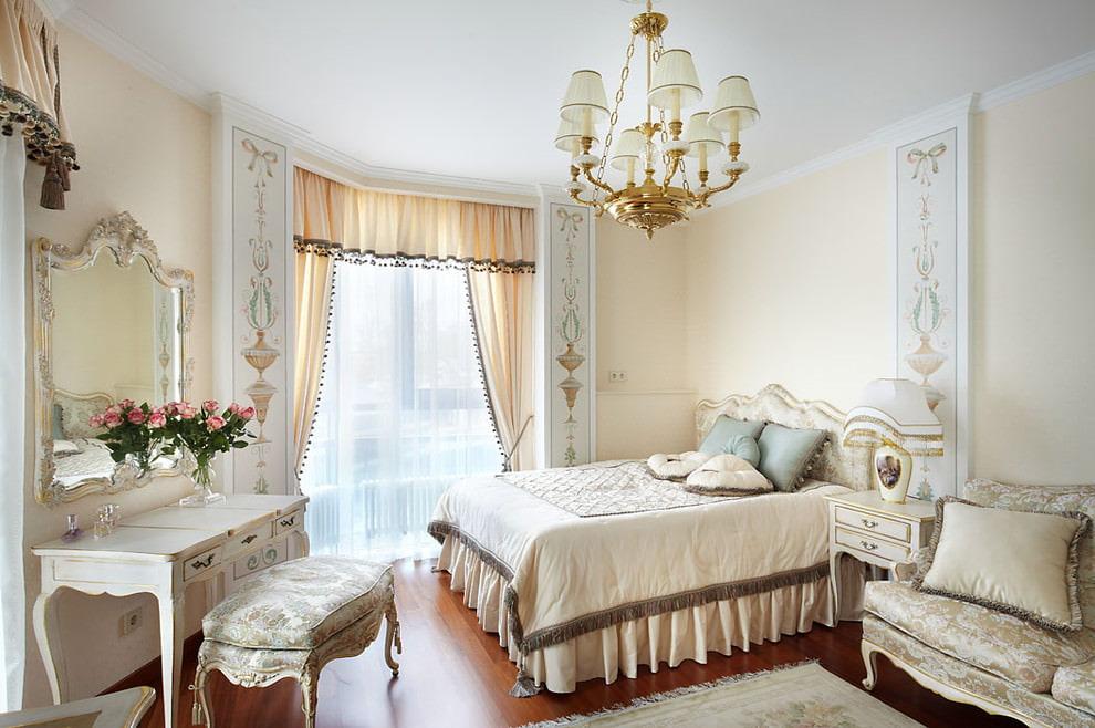 Основные правила создания дизайна спальни в пастельных тонах