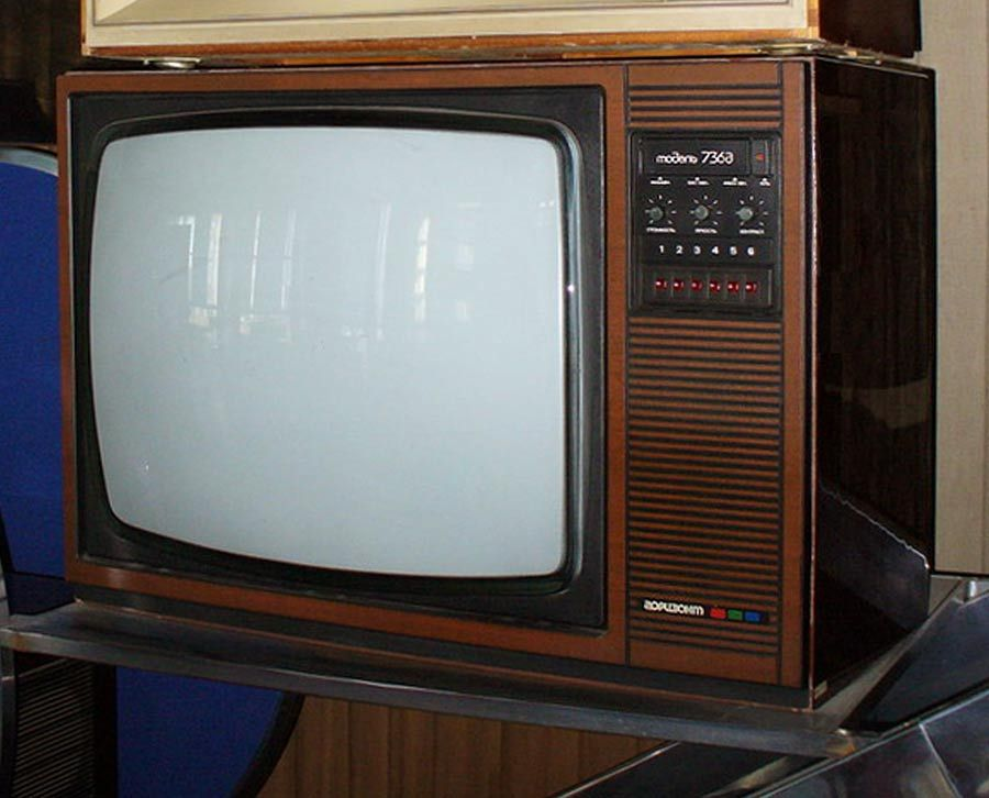 Телевизор в СССР