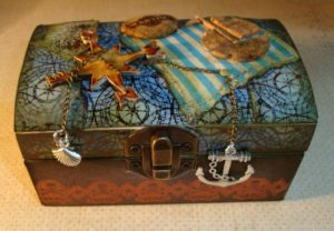 Пиратский сундук
