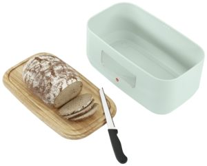 Пластиковая хлебница