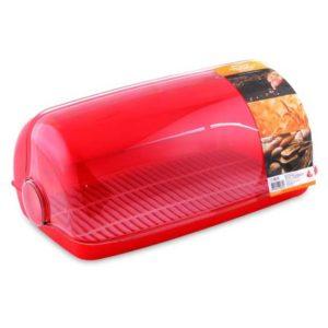 Пластмассовая хлебница