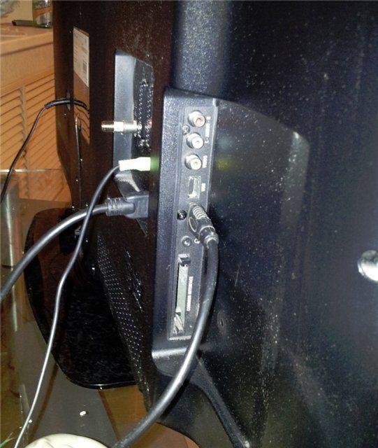 Подключение микрофона к телевизору