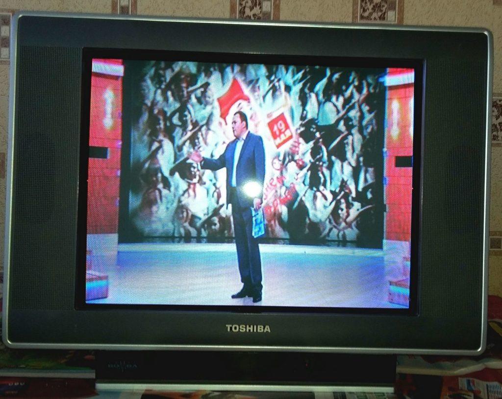 Позистор в телевизоре