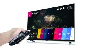 Пульт для умного телевизора