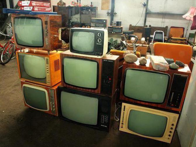 Сдать старый телевизор в мастерскую.