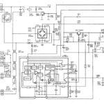 Схема_блока_питания_телевизора_GOLDSTAR_CF-29V10KT_N_Часть1