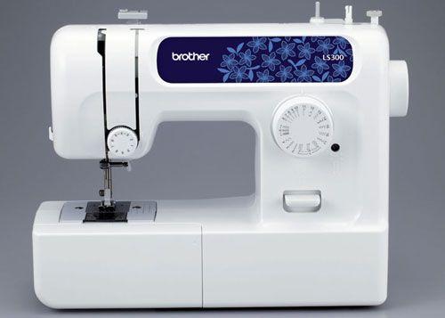 Швейная машинка с маятниковым челноком.