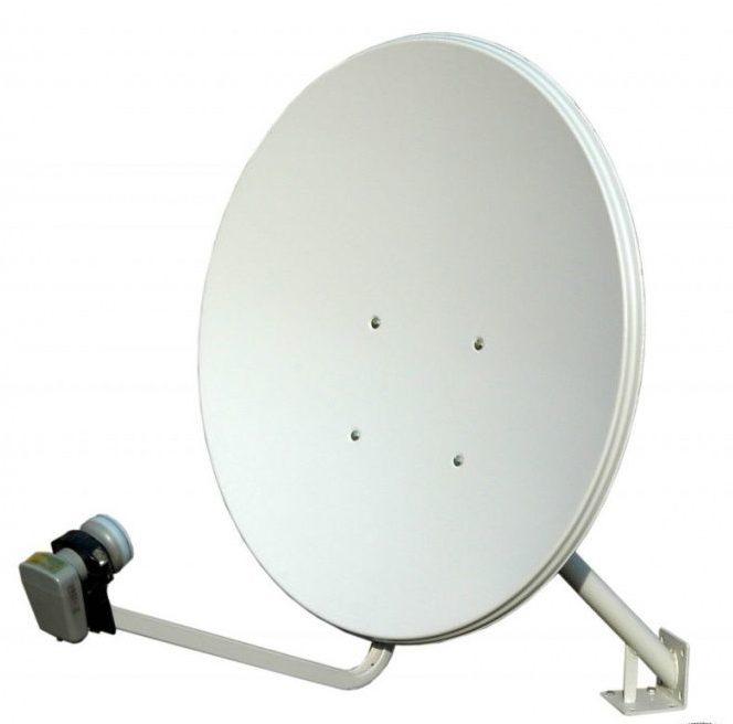 Спутниковые антенны.