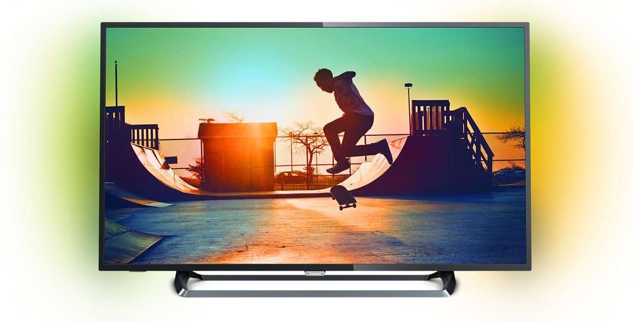 Телевизор формата 4к: плюсы.