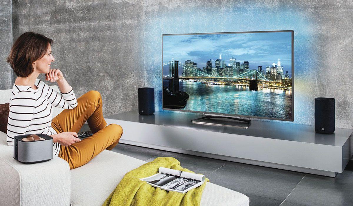 Стоит ли менять телевизор на 4К.