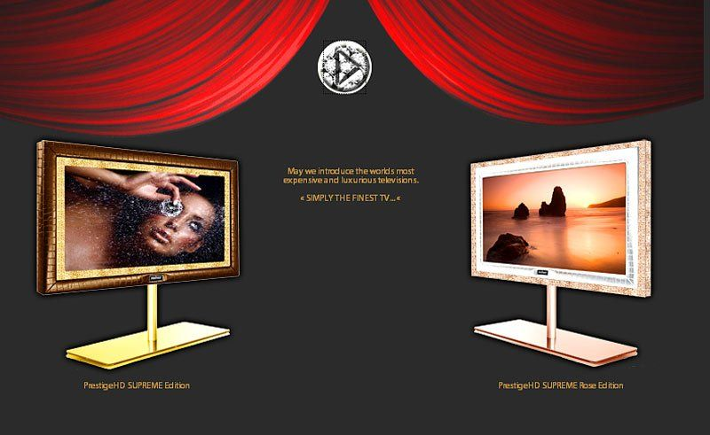 Stuart Hughes Prestige HD Supreme Rose Edition