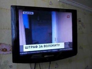 телевизор сам включается и выключается