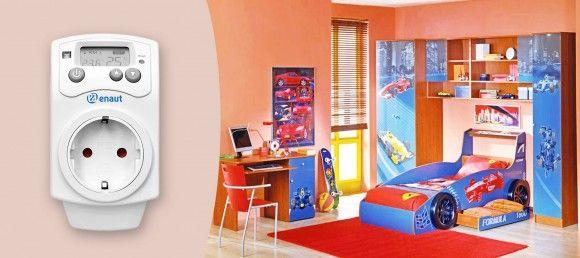 Температурный режим в комнате ребёнка.