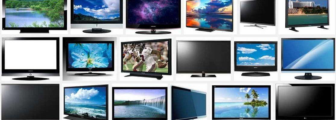 Типы экранов телевизоров