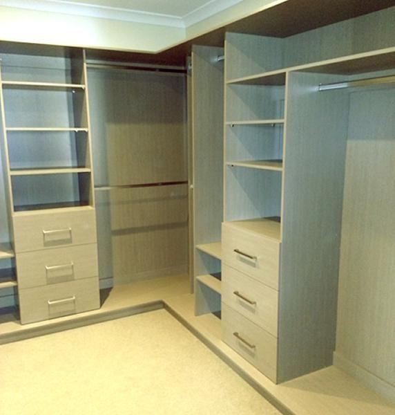 Угловой шкаф в спальню, размеры и чертежи