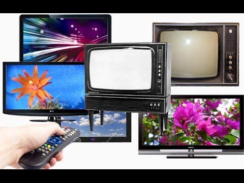 Устройство любого телевизора.