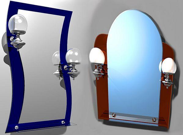 Зеркала виды