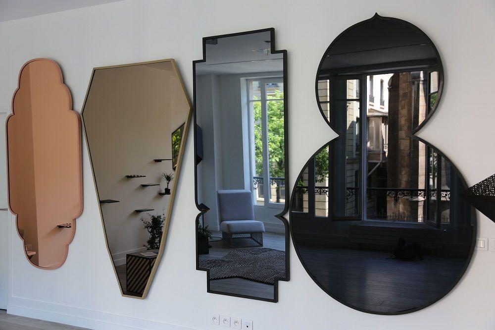 Формы зеркал