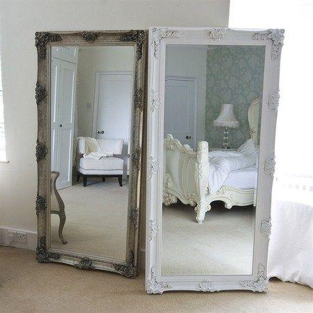 2 зеркала напольных