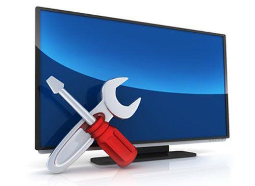 Возможен ли ремонт, если разбит экран ЖК телевизора.