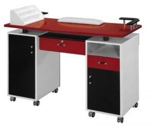Выбор размеров маникюрного стола