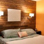 Высота бра над кроватью в спальне.
