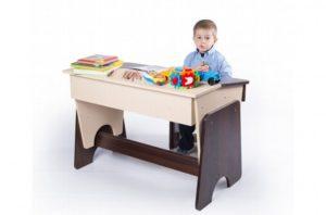 Высота стола для ребёнка по росту