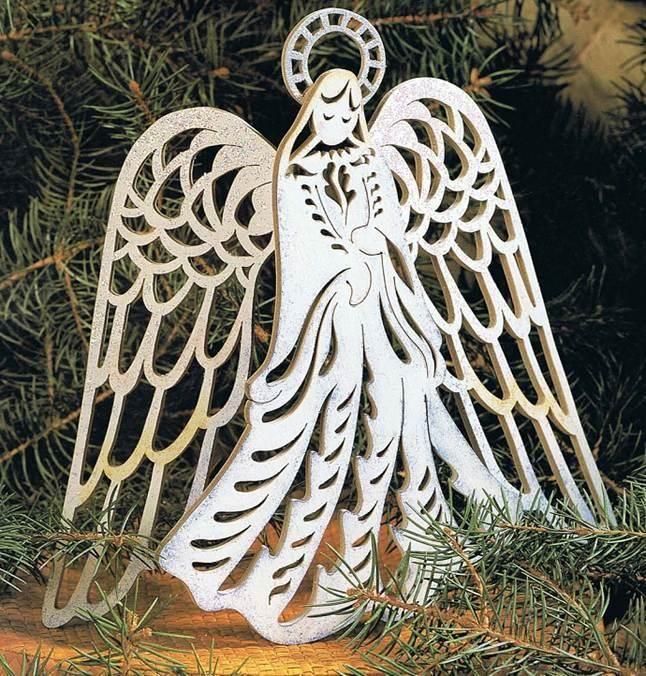 нетканевый ангелок