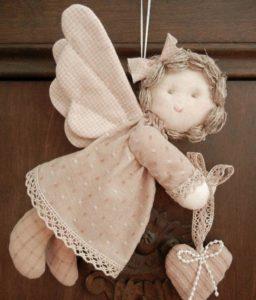 мягкий ангелок