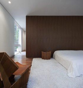 Естественном свет в спальне