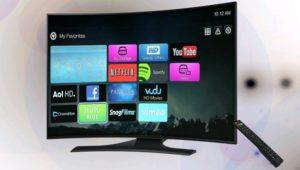 что представляет собой умный телевизор