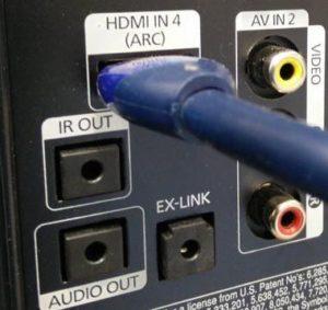 разъем в компьютере